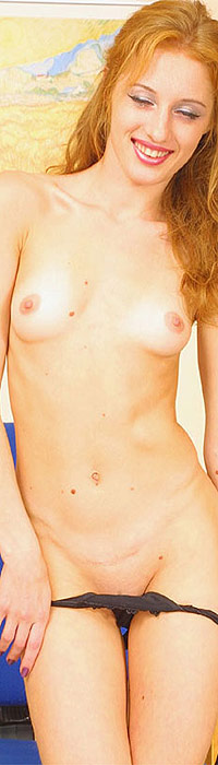 Wonderful Teen Redhead Firm Body 13